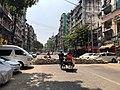 Barrigades at Yaykyaw Yangon 1.jpg