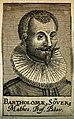 Bartholomaeus Sonver. Line engraving, 1688. Wellcome V0005553.jpg