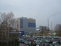 Barum Continental - administrativní budova.JPG