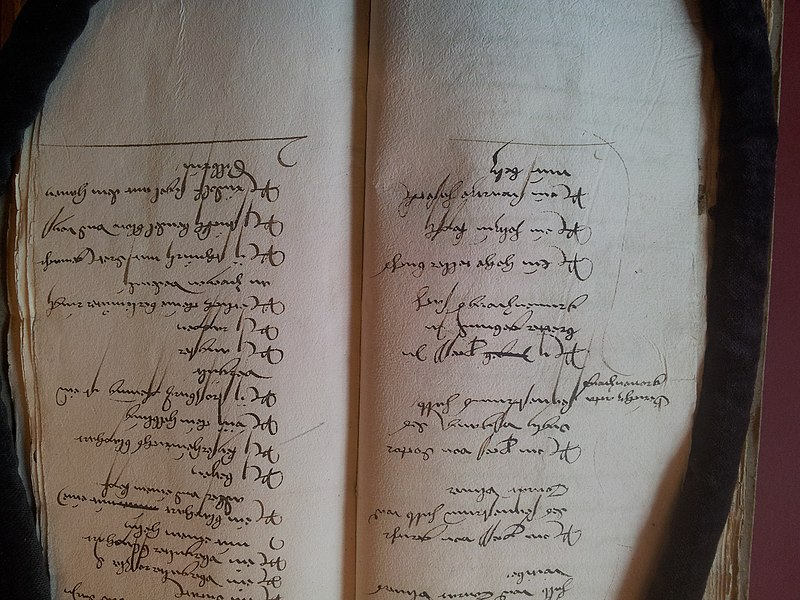 File:Basel, Staatsarchiv, Gerichtsarchiv K 4, fol. 84v-85r unten.jpg