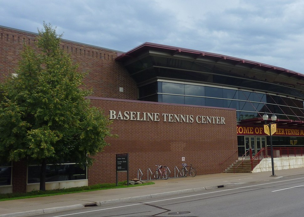 Baseline Tennis Center-UofM