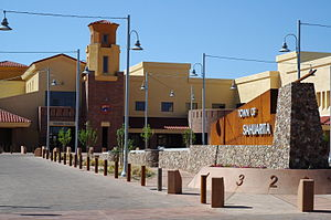 Sahuarita, Arizona - Sahuarita Town Hall