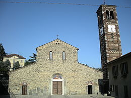 Basilica of Saints Peter and Paul in Agliate (Italy).JPG