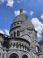Basilique Sacré Cœur Montmartre façade ouest Paris 4.jpg