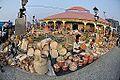 Basket Stalls - West Bengal State Handicrafts Expo - Milan Mela Complex - Kolkata 2014-12-06 1163.JPG