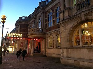 Lavender Hill - Battersea Arts Centre, formerly Battersea Town Hall