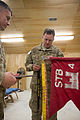 Battle hardened company receives Combat Action Streamer DVIDS815984.jpg