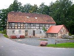 Mühlenweg in Königswartha