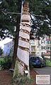 Baum der Weisheit, Thomas Rees, 2011 Biblische Figur der Frau Weisheit, die Herz und Ratio ausbalan 2 Kopie.jpg