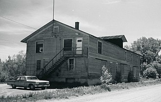 National Register of Historic Places listings in Huron County, Michigan - Image: Bay Port Commercial Fishing Historic District 1974