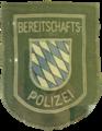 Bayerische Bereitschaftspolizei - altes Ärmelabzeichen.png