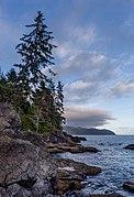 Beach by Little Kuitsche Campsite, Juan de Fuca Trail, Vancouver Island, Canada 35.jpg