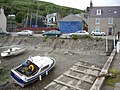 Beached boats in the Inner Harbour - geograph.org.uk - 1372052.jpg
