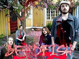 Beardfish (band) - Image: Beardfishband