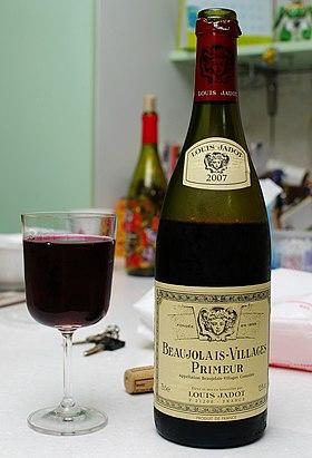 Beaujolais combien