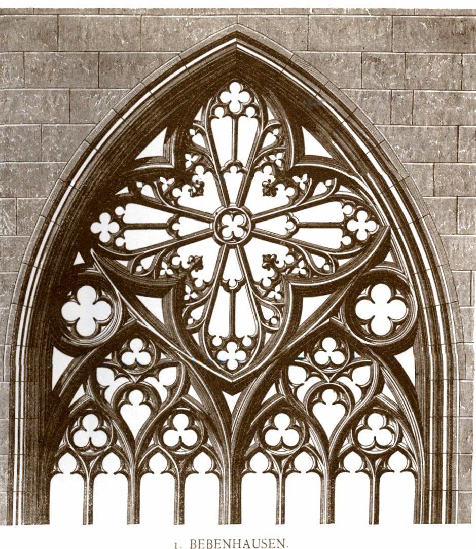 Bebenhausen Window