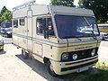 Camping Car Hymer Pot Echapement