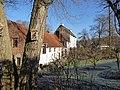 Beersel Dworp Alsembergsesteenweg 639 Het Steenen Hof met papier- en kartonmolen - 289129 - onroerenderfgoed.jpg
