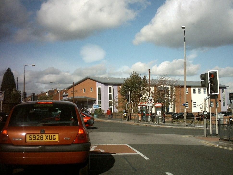 Beeston Hill