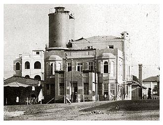 Tel Aviv-Yafo Municipality - Beit HaVa'ad, 1924