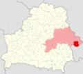 Belarus, Mahilioŭskaja voblasć, Kasciukovicki rajon.png