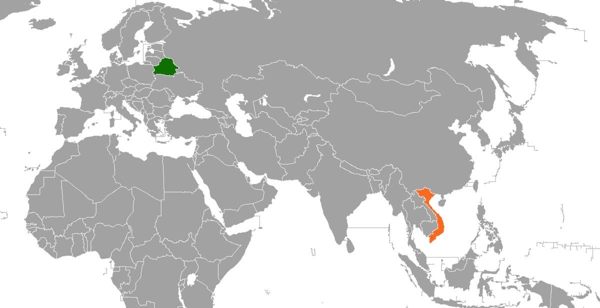 Picture of: Belarus Vietnam Relations Wikipedia