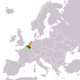 Diplomatic relations between the Kingdom of Belgium and the Kingdom of the Netherlands