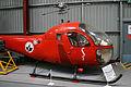 Bell 47H-1 OO-SHW (G-AZYB) (6965376143).jpg
