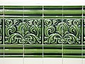 Belsize Park tube station - wall tiles in the ticket hall - geograph.org.uk - 1720531.jpg