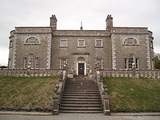 Belvedere House and Gardens - Image: Belvedere House