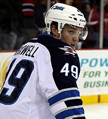 Description de l'image Ben Maxwell - Winnipeg Jets.jpg.