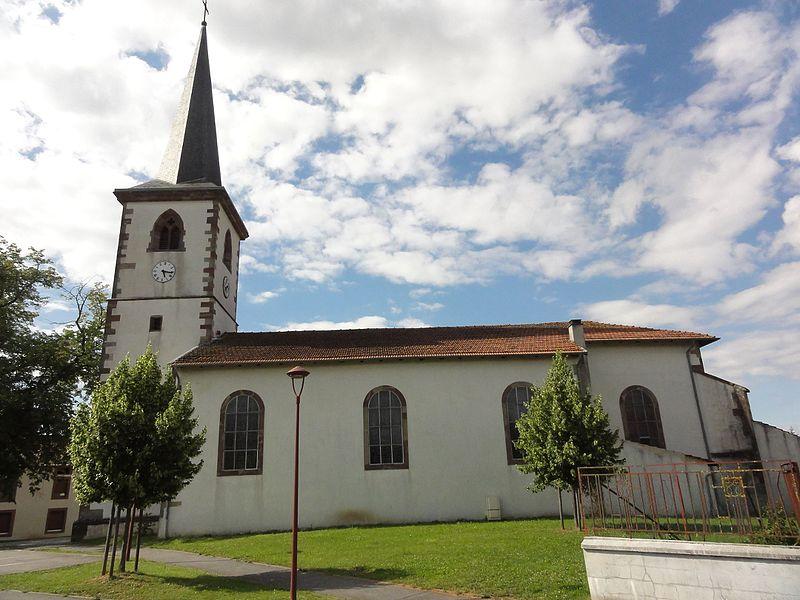 Benaménil (M-et-M) église
