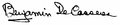Benjamin DeCasseres signature.png