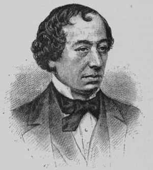 Politics in fiction - Benjamin Disraeli