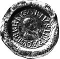 Berengar I on a seal.jpg