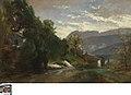 Berglandschap in Voreppe, Dauphiné, 1850, Groeningemuseum, 0040079001.jpg