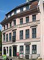 Berlin, Mitte, Nikolaiviertel, Poststrasse, Knoblauchhaus.jpg