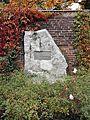 Berlin Friedrichsfelde Zentralfriedhof, Gedenkstätte der Sozialisten (Ringmauer) - Legien.jpg