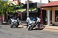 Berrigan NSW Police 150th Anniversary Police Motorcycle 001.JPG