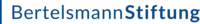 Logo of the Bertelsmann Stiftung