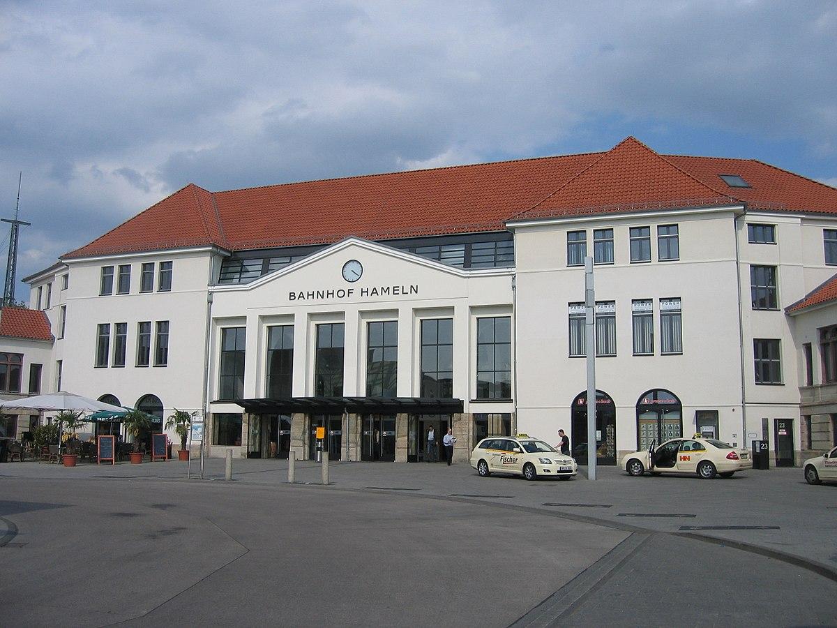 Station Hamelen Wikipedia