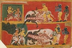Bhima Slays Jarasandha.jpg