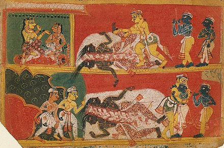 Malla-yuddha - Wikiwand
