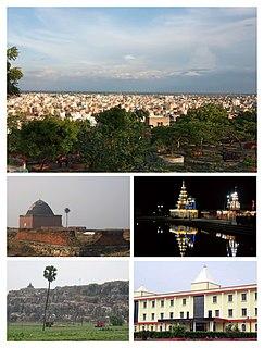 Bihar Sharif Sub-metropolitan city in Bihar, India