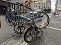 Bikes in Osaka (27999349927).jpg
