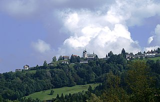 Bildstein Place in Vorarlberg, Austria