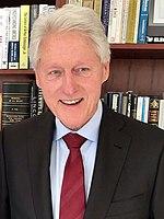 Bill Clinton en la Fundación Clinton en Nueva York (40806662552) .jpg
