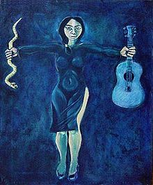 The Man With The Blue Guitar - Poem by Wallace Stevens