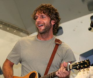 Billy Currington American country musician