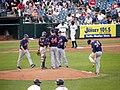 Binghamton Mets mound conference.jpg